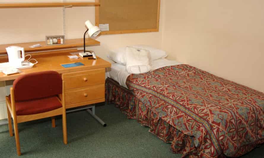 University bedroom digs