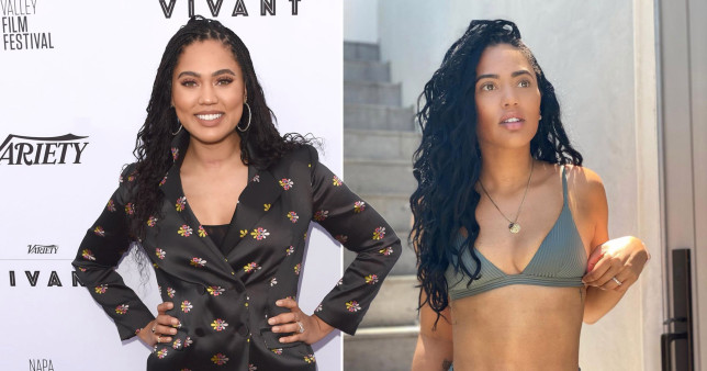 Ayesha Curry fires back
