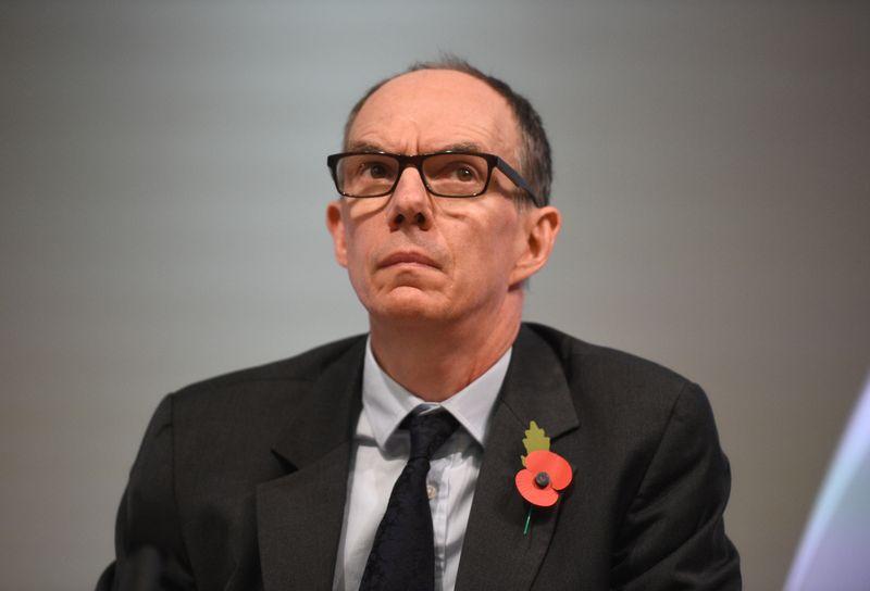 BoE's Ramsden says UK gilt market trading remains orderly