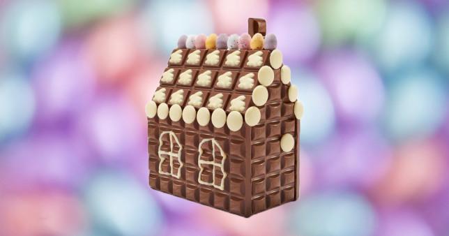 Cadbury Easter cottage kit
