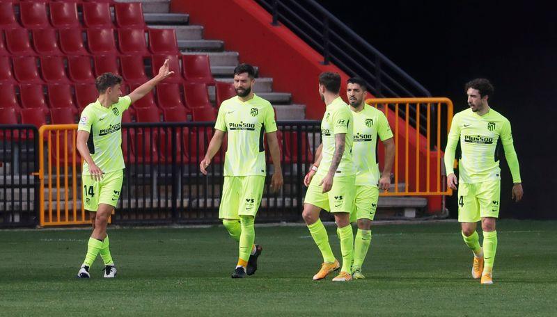 Correa strike clinches Atletico win at Granada