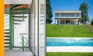 The Schärer family home designed by Fritz Haller