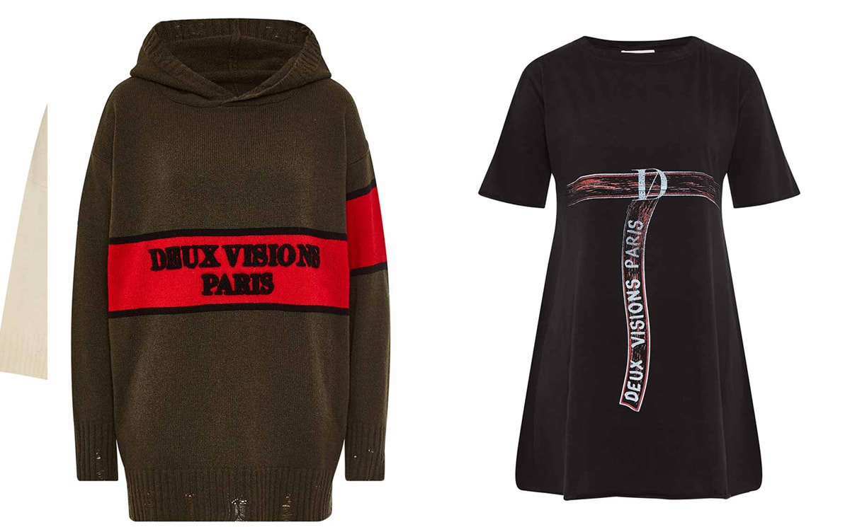 Deux Visions FW21 Collection