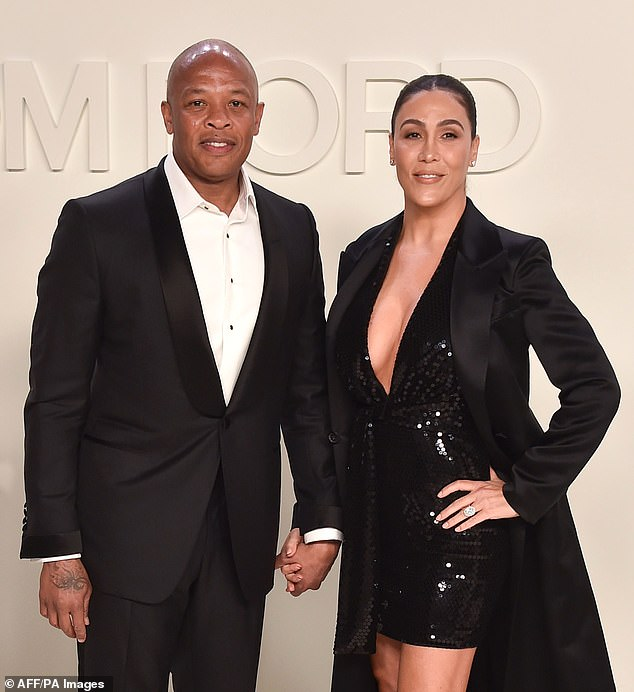 The latest:Dr. Dre's estranged wife Nicole Young, 51, says that she wants to retrieve her belongings from a Brentwood, California home she once shared with the rapper, 55. They were snapped in LA last year