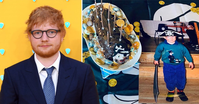 Ed Sheeran celebrates turning 30