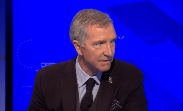 Graeme Souness slammed Illan Meslier as Arsenal smashed Leeds United