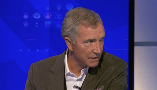 Souness was less than impressed with his former side