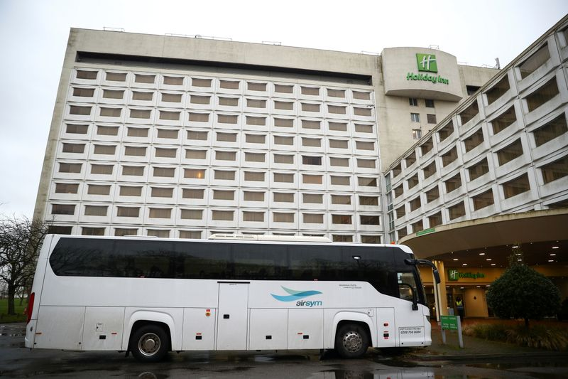 Holiday-Inn owner IHG loses $153 million, scraps dividend as crisis hits travel