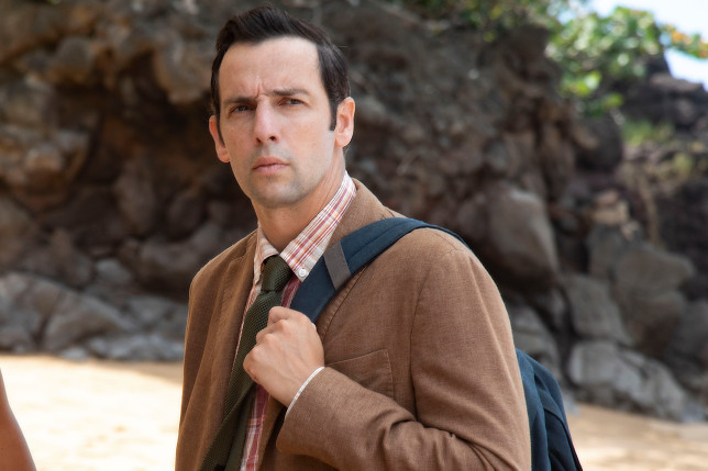 DI Neville Parker in Death in Paradise