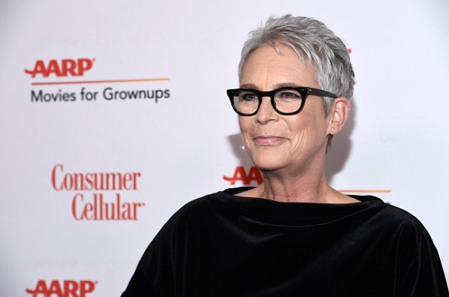 Jamie Lee Curtis attends AARP The Magazine's 19th Annual Movies For Grownups Awards - Arrivals