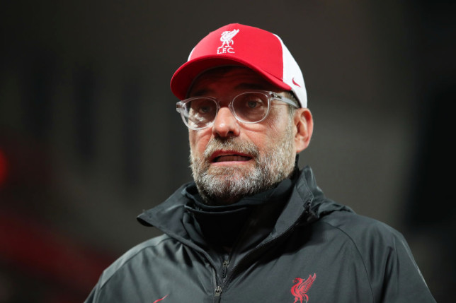 Jurgen Klopp is reportedly frustrated with Liverpool's transfer policy