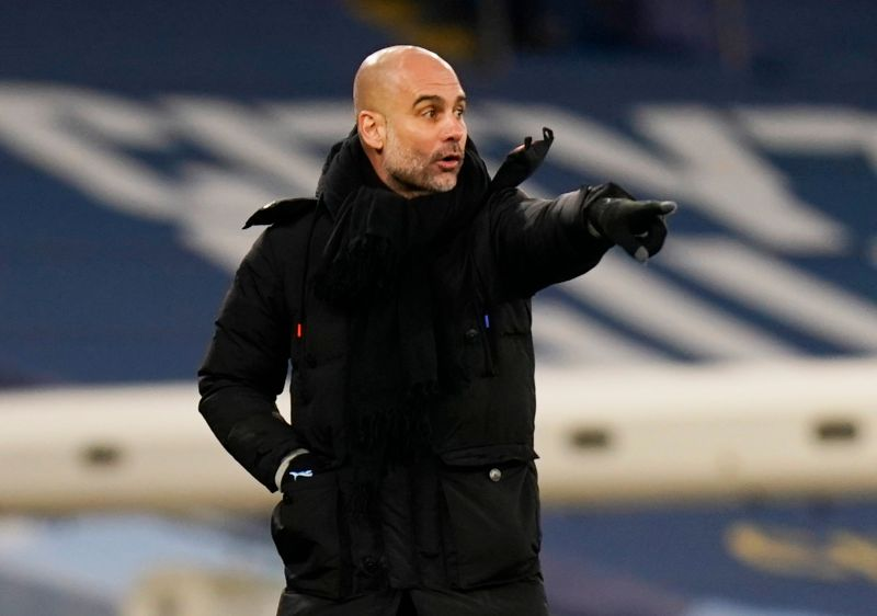 Man City's Guardiola backs 'exceptional' Klopp to bounce back