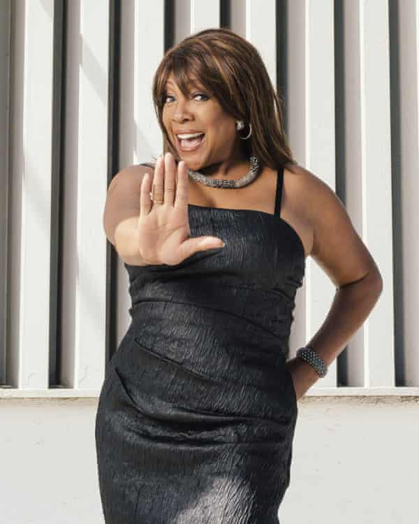 Mary Wilson in Los Angeles in 2014.