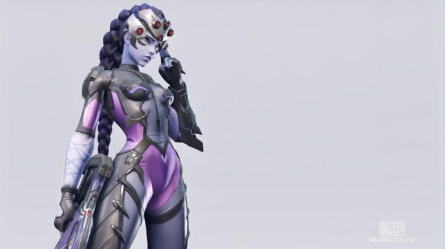 Overwatch 2 Widowmaker