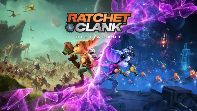 Ratchet & Clank: Rift Apart key art