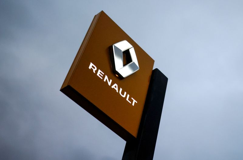 Renault sees signs of turnaround after record $9.7 billion loss