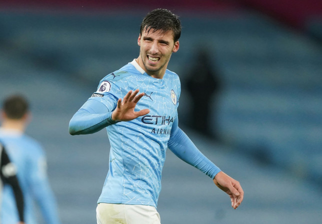 Ruben Dias missed Manchester City's win in the FA Cup due to a fever