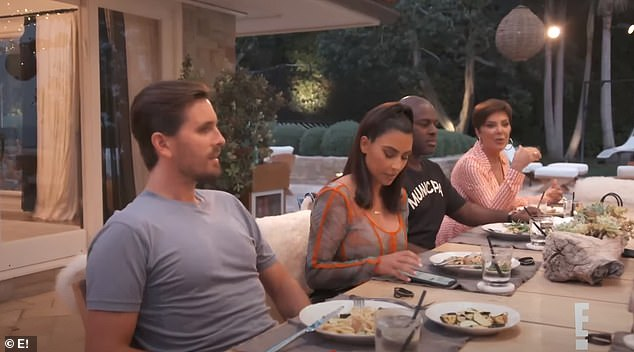 Looking to the future: Scott Disick proclaimed that his ex Kourtney Kardashian 'knows we will eventually get married and have a good life' in a new teaser for the upcoming season of KUWTK