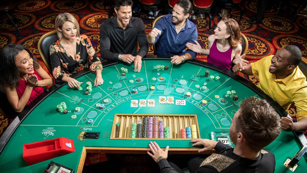 Top 5 Films and TV Shows Featuring Baccarat