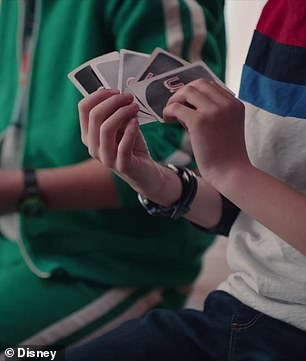 Uno: It goes all the way back to a deck of Uno cards