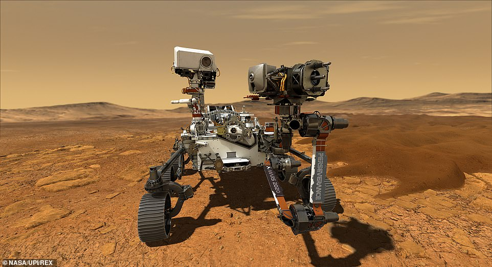 Perseverance, the biggest, most advanced rover ever sent by NASA, became the ninth spacecraft to successfully land on Mars, every one of them from the U.S., beginning in the 1970s