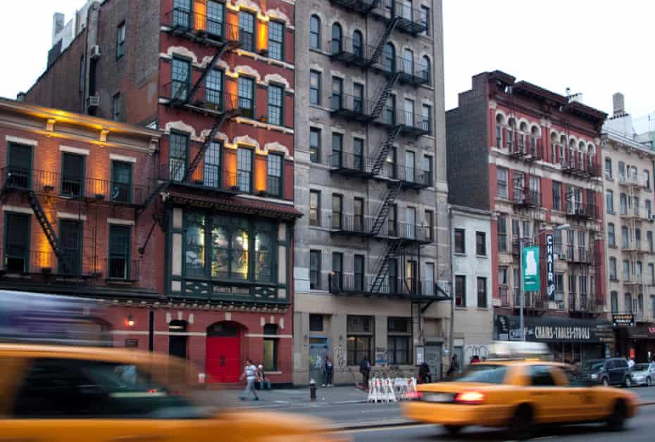 The Bowery, Manhattan, New York City