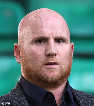 Former footballer and now TV pundit John Hartson, 45, takes our health quiz