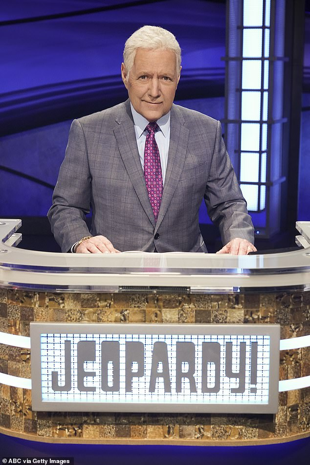 RIP: Trebek was 80 when he passed away on November 8, 2020, following a nearly two-year battle with pancreatic cancer