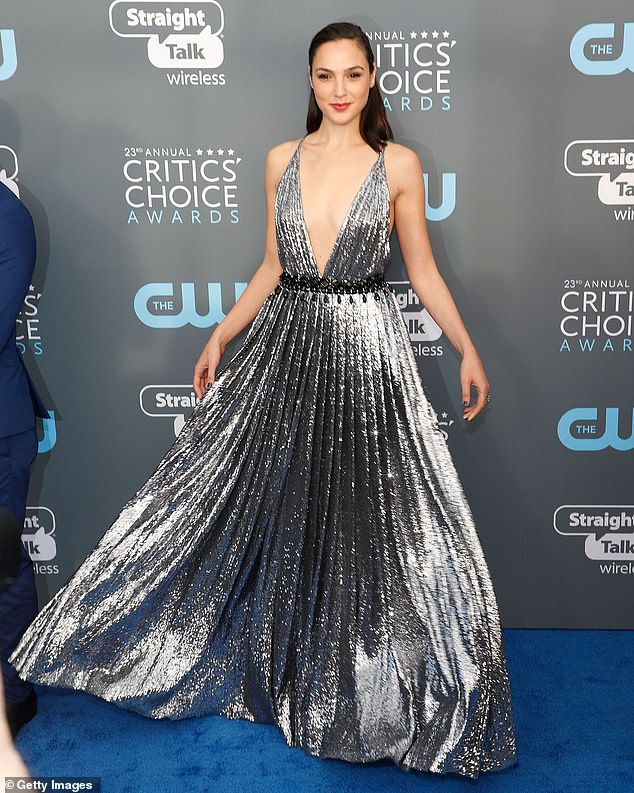 Wide reaching:Earlier in December, Wonder Woman 1984 star Gal Gadot revealed to Variety that she had also been interviewed as part of the investigation; seen in 2018