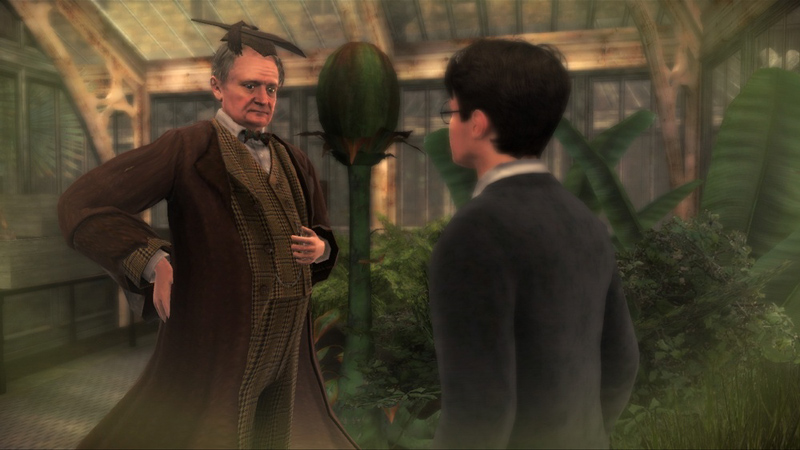 """""""Harry Potter and the Half-Blood Prince"""" introduces Professor Slughorn into the games."""