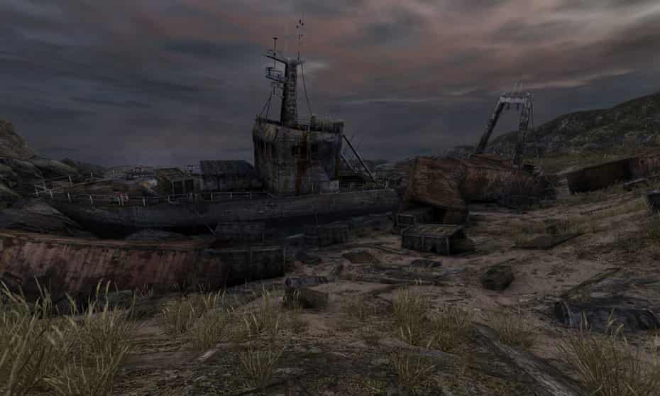 A commercial and critical hit … Dear Esther.