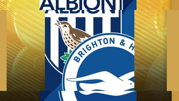 West Brom v Brighton