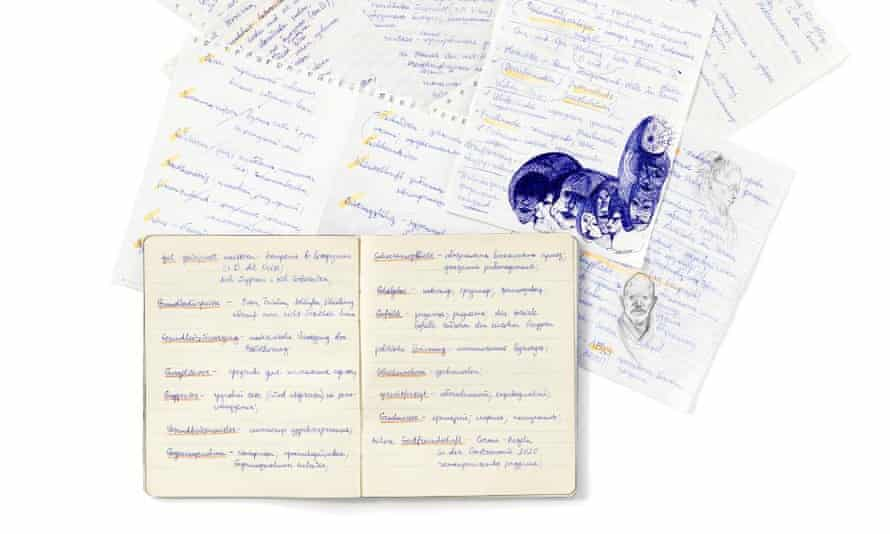 Corona dictionary