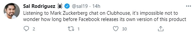 Sal Rodriguez shared on tweet regarding such speculations