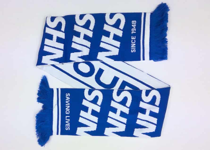 NHS scarf