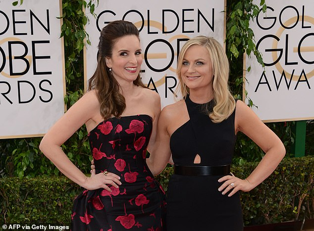 Hosts:Tina Fey and Amy Poehler will host the 78th Annual Golden Globe Awards, celebrating the best in film and television; seen in 2014