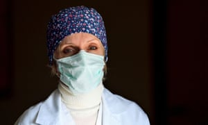Laura Ricevuti, one of doctors who diagnosed the first case of Covid-19 in an Italian patient