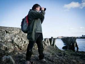 Daniel Turner is expecting the kittiwakes to return in the coming days.