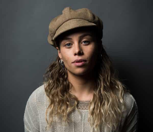 Australian singer and multi-instrumentalist Tash Sultana
