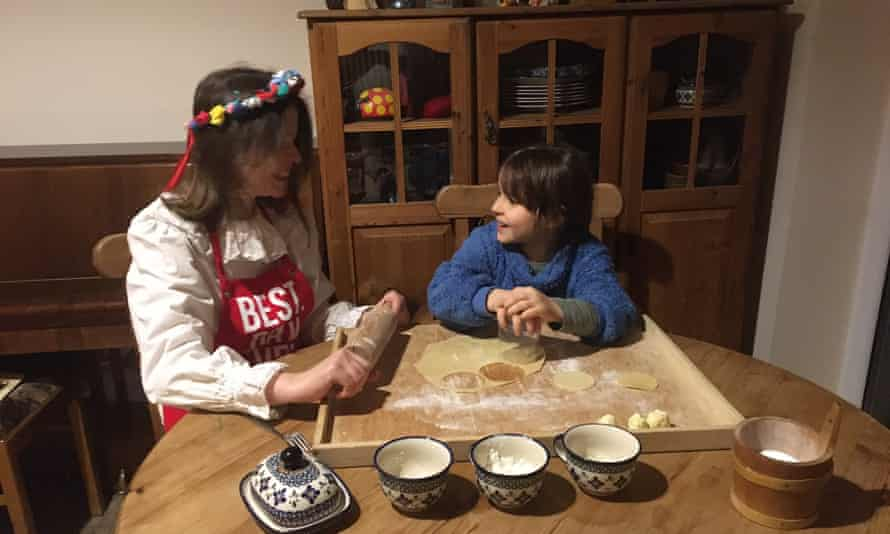 A pierogi cooking lesson beamed from Krakow with Intrepid Travel