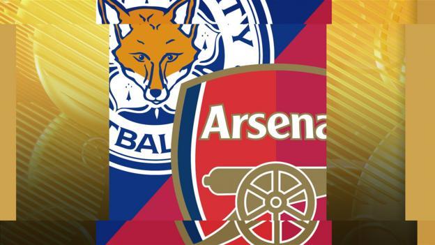 Leicester v Arsenal