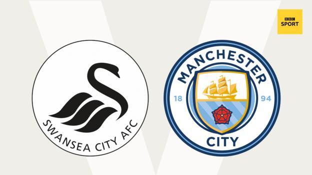 Swansea City v Man City