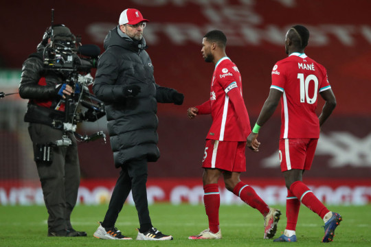 Jurgen Klopp faces the prospect of losing Georginio Wijnaldum this summer