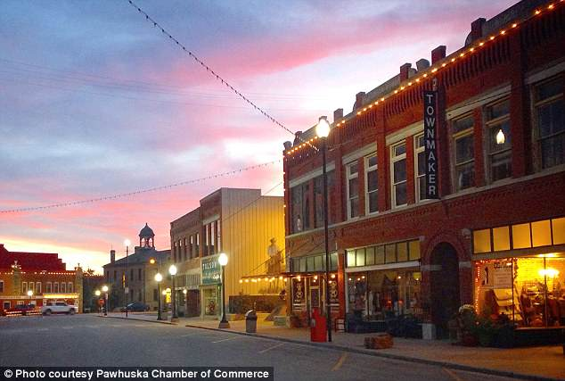 Ree opened a Pioneer Woman-themed boutique hotel, a restaurant and a store in Pawhuska and prior to the COVID-19 pandemic, thousands of fans flocked to the small town each week