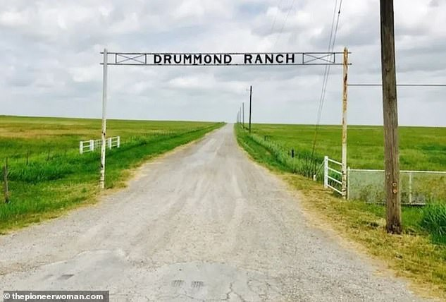 The Drummond family is one of the largest landowners in the U.S., owning 433,000 acres of property, and Ree and Ladd raised their four children on the ranch in Pawhuska, Osage County