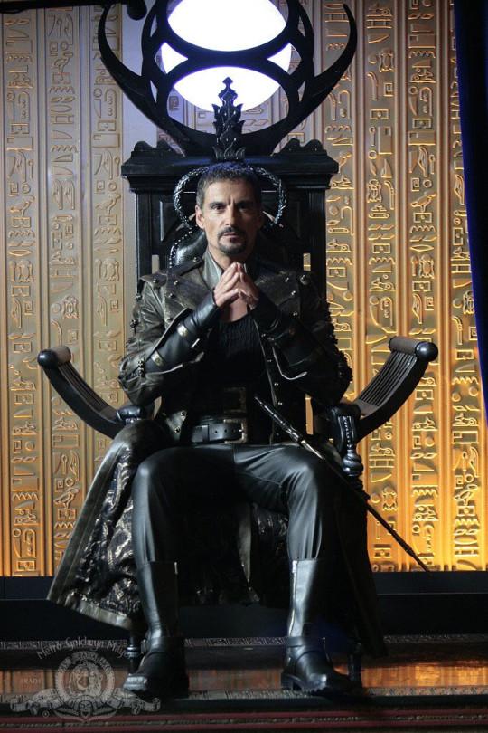 Cliff Simon in Stargate: Continuum