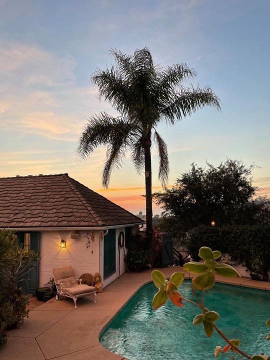 Pool house, LA