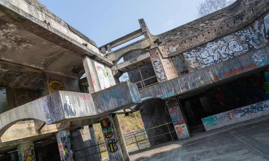 St. Peter's Seminary in Cardross is a disused seminary owned by the Archdiocese of Glasgow. The category A listed building closed in the late 1980s