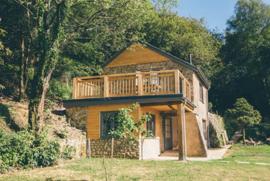 Airbnb most wishlisted homes of 2021 Hillside Hideaway, Dorset Picture: Airbnb