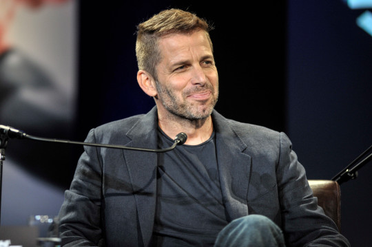 Director Zack Snyder has discussed the film's surprising ending, stating the final scene 'mirrors another scene in original movie' (Picture: Getty)